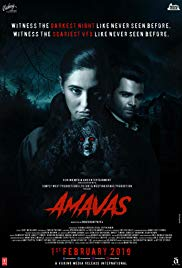 Amavas (2019) full movie HDRip 480p